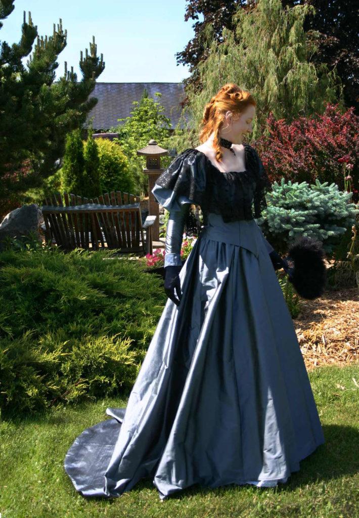Sophronia Edwardian Gown