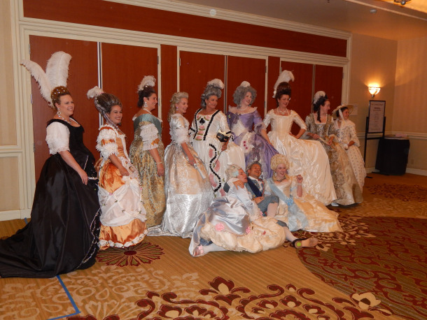 Costume College 2015 participants