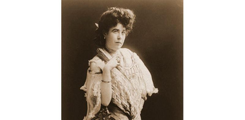 Margaret (Molly) Brown portrait