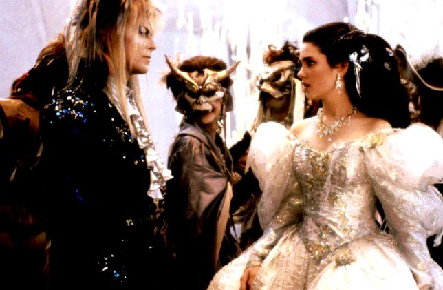 Family Halloween fun movie - Labyrinth