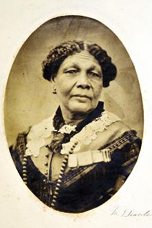 Mary Seacole photo from Crimean War days