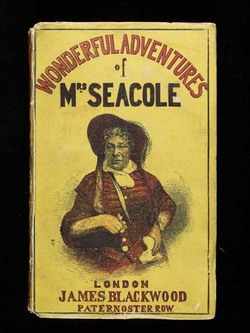 Mary Seacole autobiography cover
