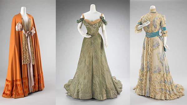 Jacques Doucet fashions