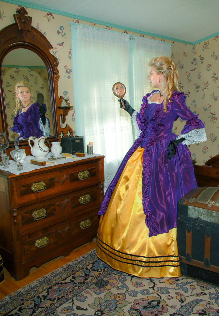 Revolutionary Ball Gown
