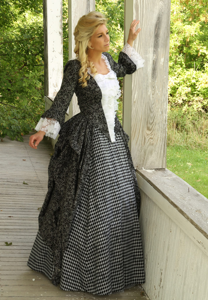 Abigail Revolutionary Style Gown