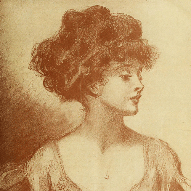 Gibson Girl - ideal woman