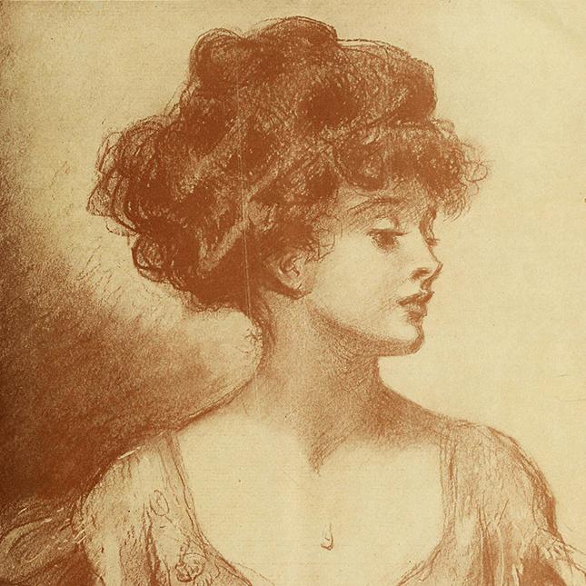 Gibson Girl - ideal woman