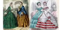 Victorian Skirts 1850s-1860s