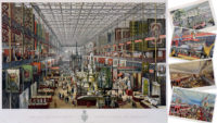 Great Exhibition of 1851, showcasing the world's culture and industry