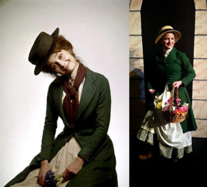Flower girl costume - Eliza's closet