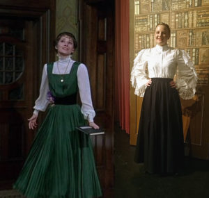 Inside Eliza's closet: the student
