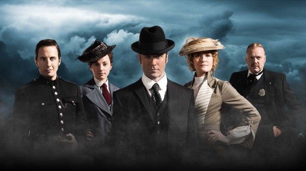 cast of season 7 of Murdoch Mysteries / The Artful Detective