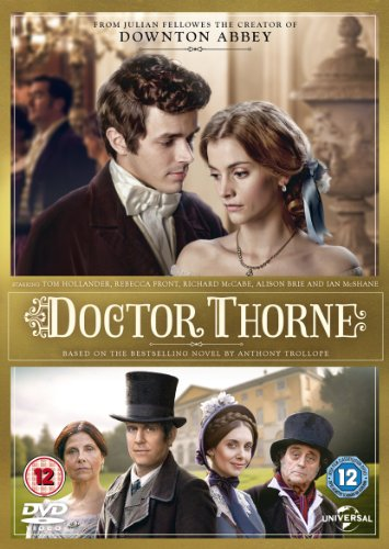 Doctor Thorne cover