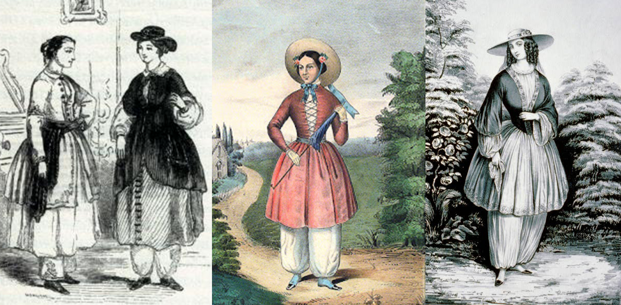 The Evolution Of Dress Reform Part 1 Recollections Blog
