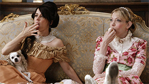 Lillian and Beatrice in Another Period