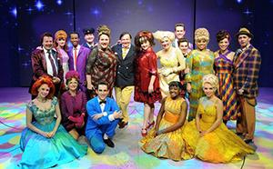 Cast of Hairspray