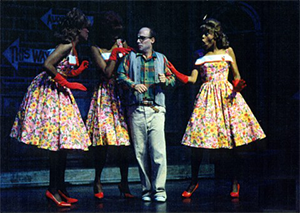 Cast of Little Shop of Horrors
