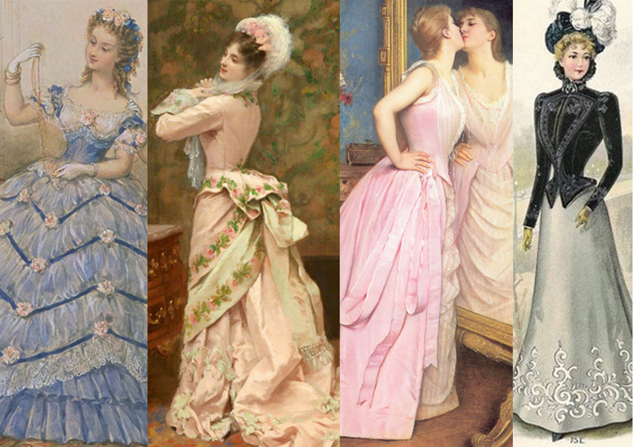 Dressing During the Victorian Era - Recollections Blog