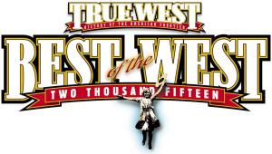True West Magazine Best of the West 2015 logo