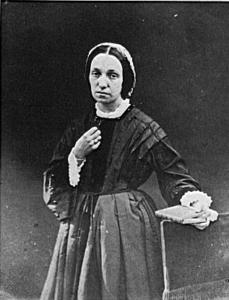 Julia Margaret Cameron self-portrait