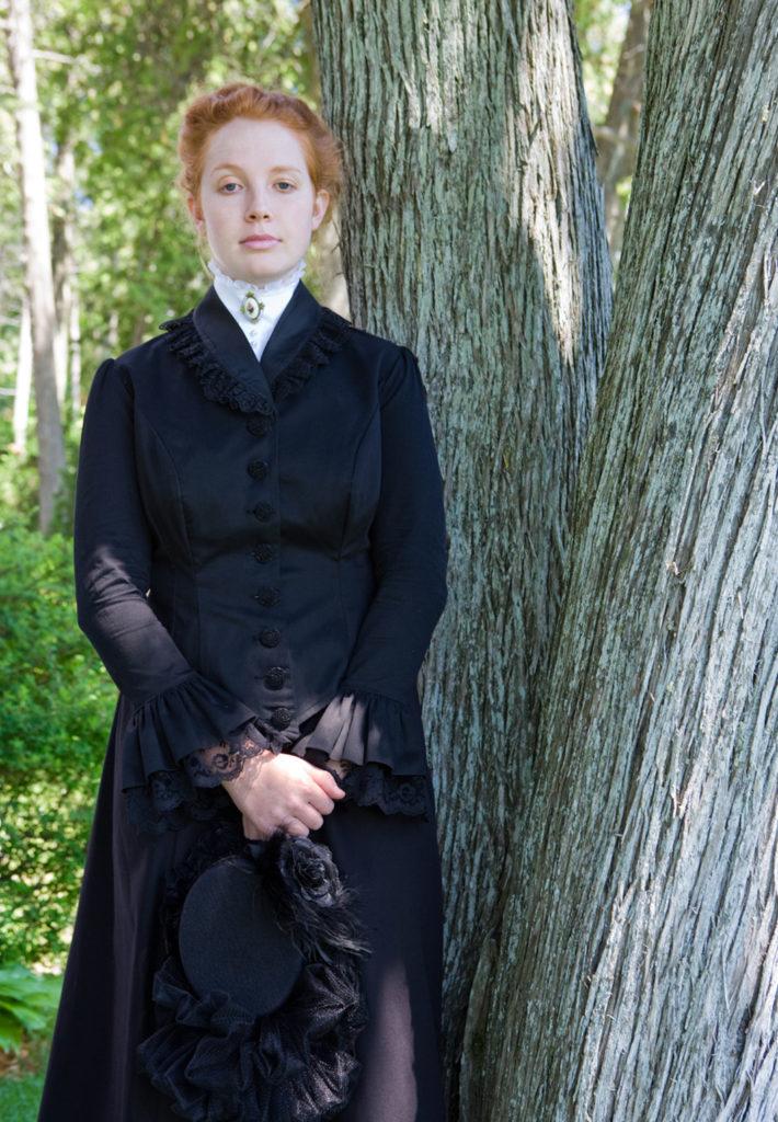 Ivy Victorian Jacket