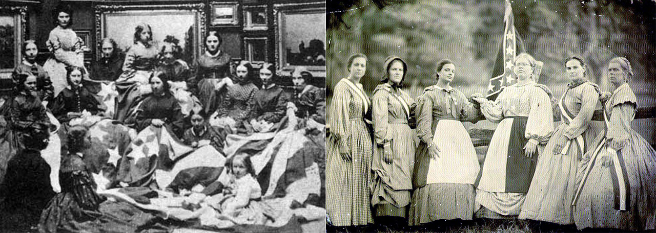 a report of the women in the civil war Roles of women in the american revolution andthe civil war  likely to fit this role than were women of the civil war,  report on women and the.
