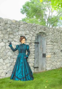 Jessamine Victorian Dress