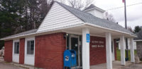 post office in Hawks, Michigan
