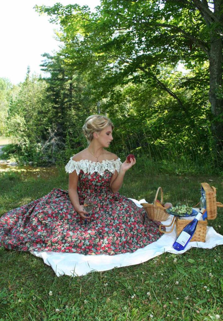 Abigail Victorian Gown
