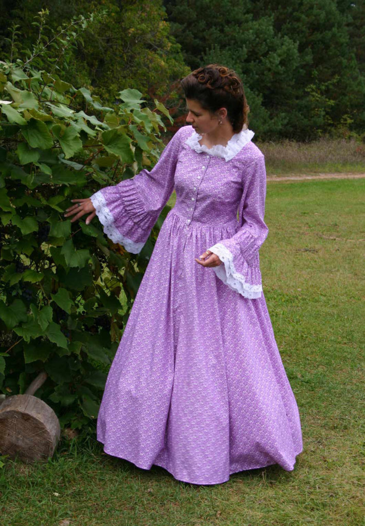 Tamsin Victorian Gown