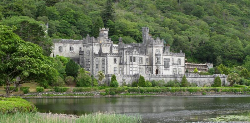 Kylemore Castle / Abbey Mitchell and Margaret Henry's romance