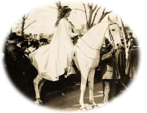 Inez Milholland (Boissevain) – Champion of Suffrage