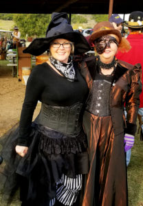 Steampunk entry from Joyce P.