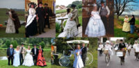 Recollections wedding photos collage