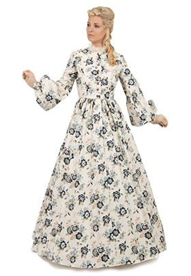 Penelope Victorian Dress