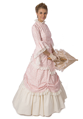Patience Victorian Bustle Dress