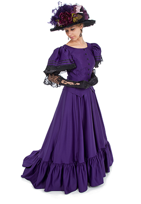 Anastasia Victorian Fancy Dress