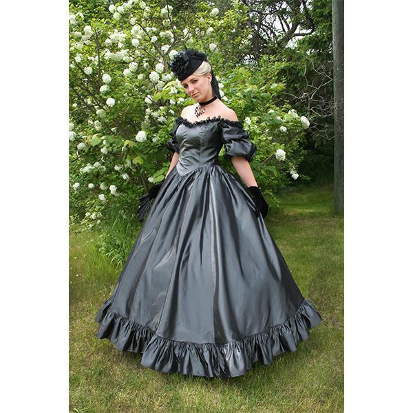 Priscilla Victorian Gown