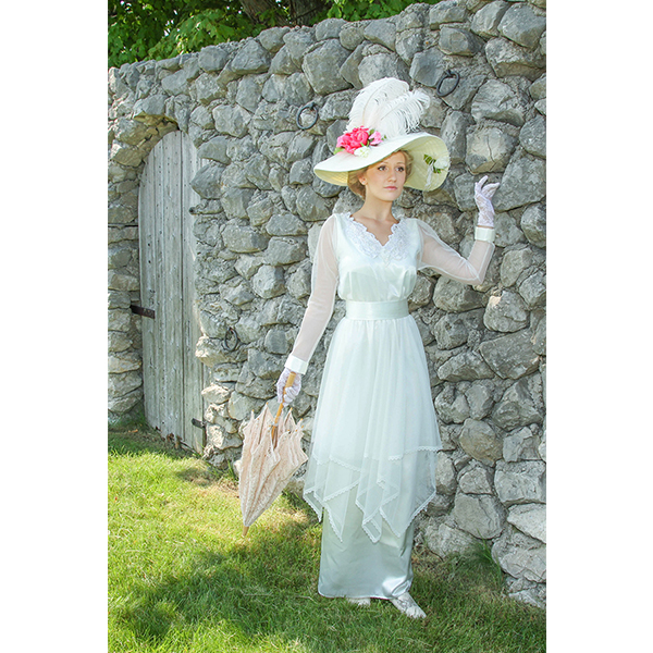 Jewell Edwardian Dress