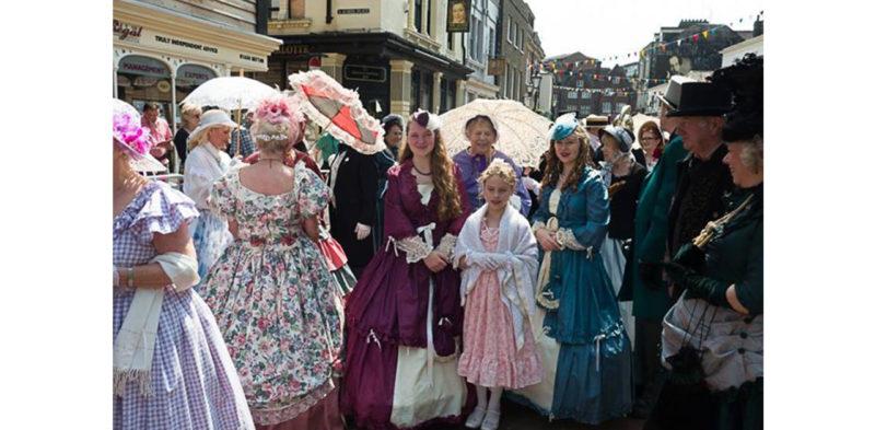 Dickens Festival Rochester UK 2017