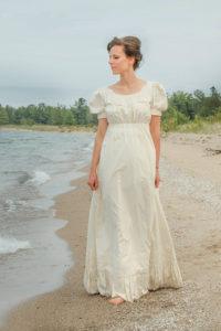 Mary Shelley - Azalea Regency Gown