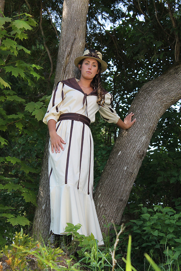 Zell Edwardian Dress
