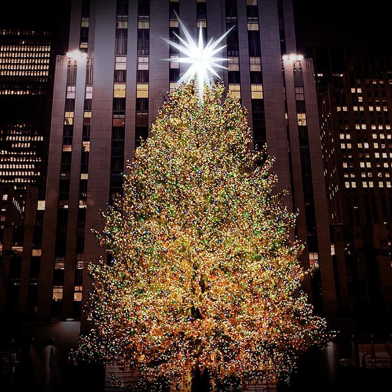 2018 NYC Christmas tree
