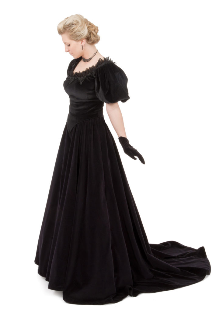 Verona Victorian Fancy Gown