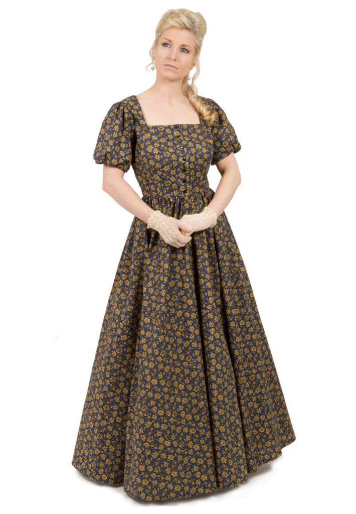 Katherine Victorian Dress