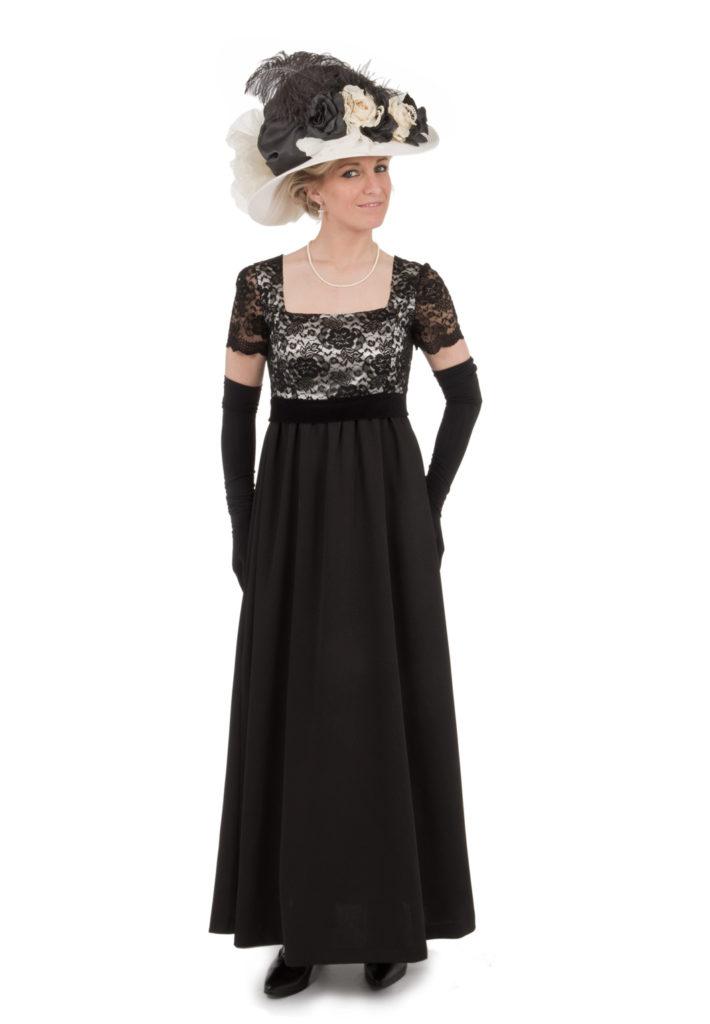 Rose Edwardian Dress