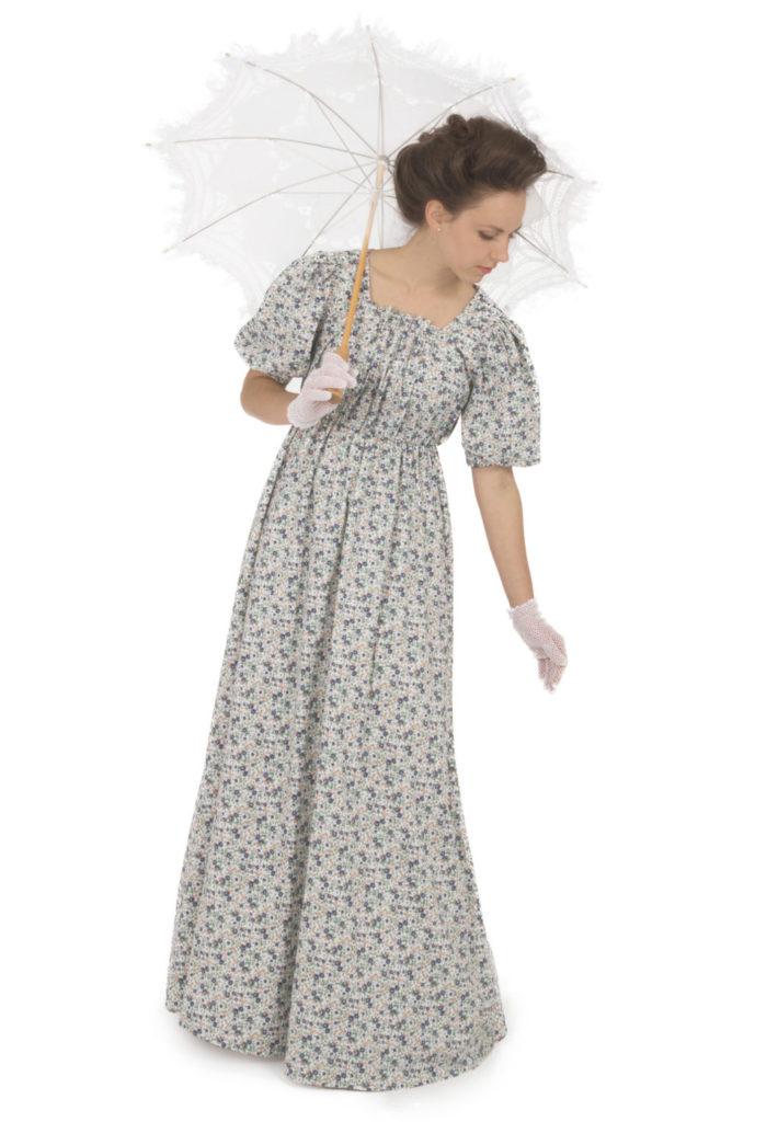 Cecelia Regency Era Dress