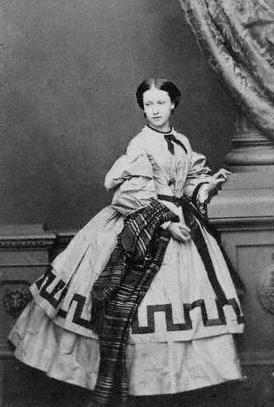 Princess Louise, 1861