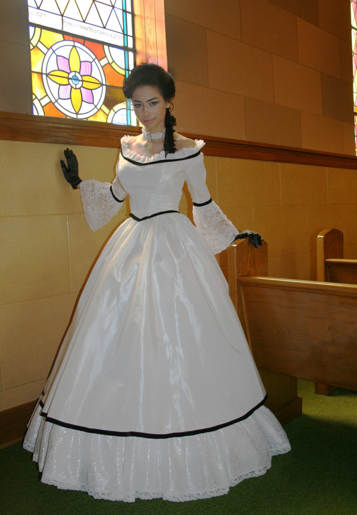 Carolina Civil War Gown