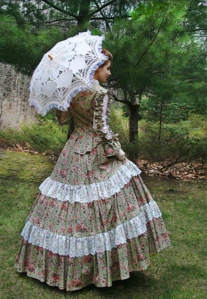 Kady Bell Civil War Gown